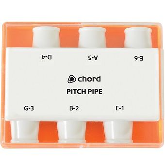 Chord Guitar Pitch Pipes