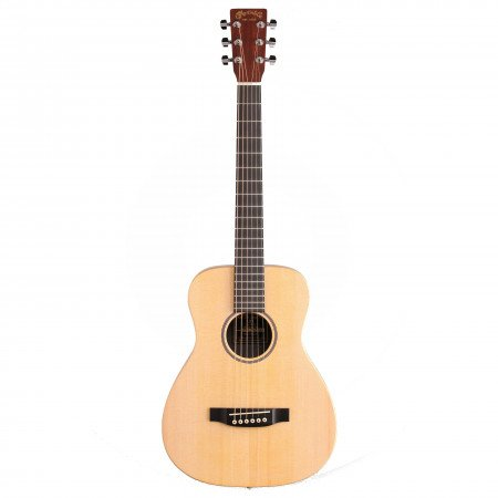 Martin LX1 'Little Martin' Travel Guitar with Padded Bag