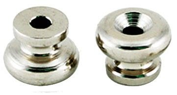 TGI Strap Buttons Nickel Pack of 2