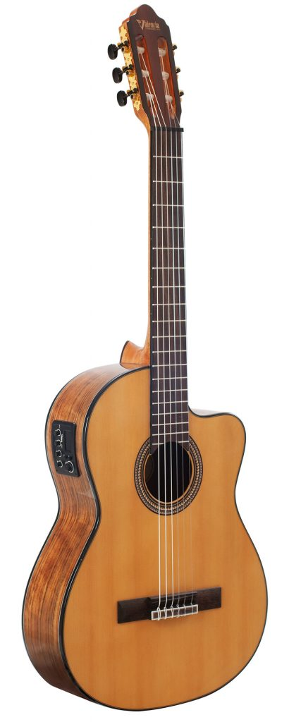 Valencia VC546CE Electro-Acoustic Classical Guitar